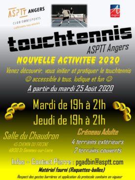touchtennis / Badminton